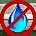 aire acondicionado pierde agua