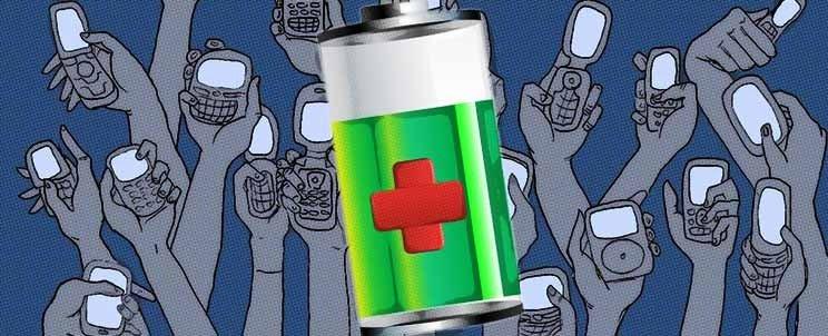 batería de nuestro celular