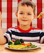 almuerzos saludables para niños