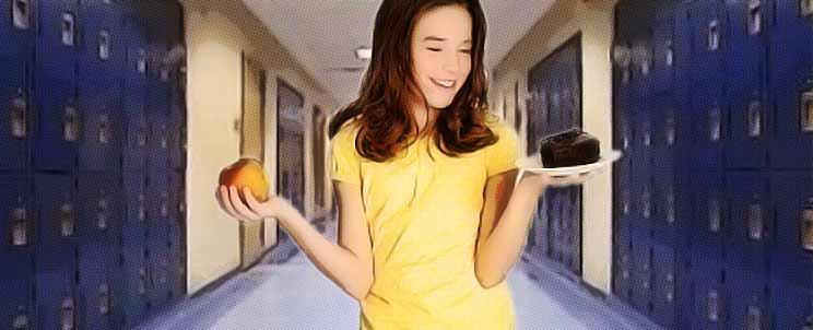 almuerzos saludables para adolescentes