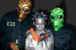 fiesta espacial aliens