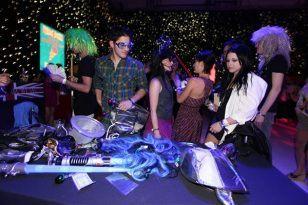 fiesta espacial jovenes