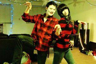 fiesta vampiros zombies
