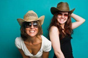 fiesta vaqueros chicas
