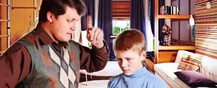 errores comunes que producen daño en los hijos