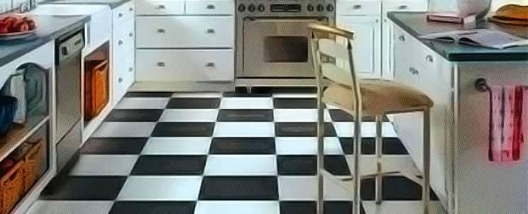 pisos para una cocina