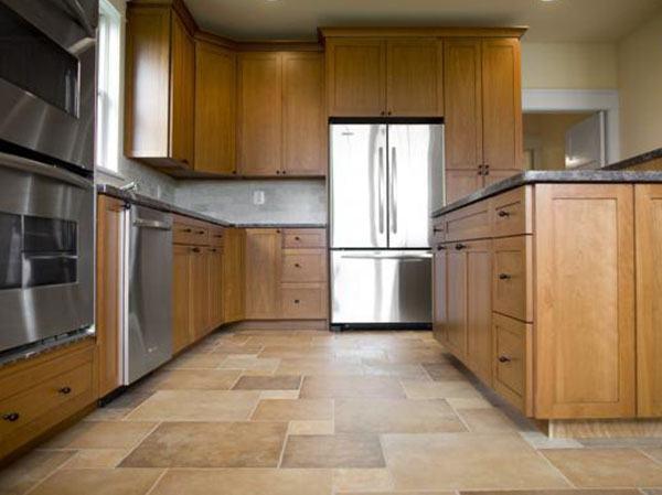 C mo elegir los pisos para una cocina for Pisos para cocina
