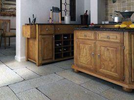 piso cocina piedra