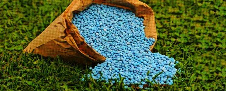 fertilizantes sintéticos