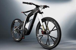 bicicletas electricas modernas