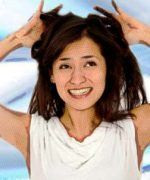 grasitud del cabello
