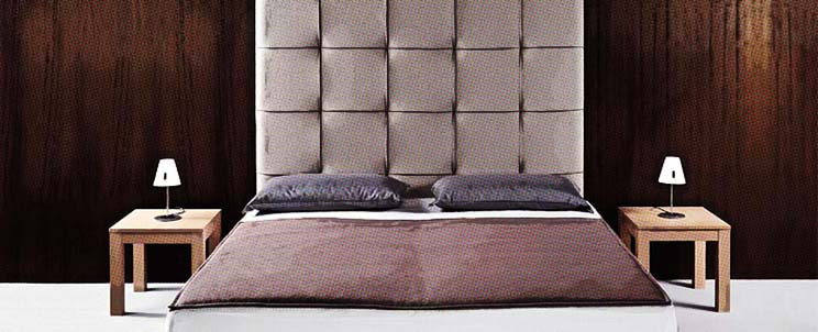 respaldos de camas