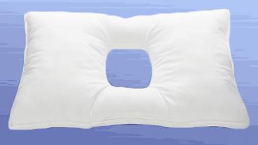 almohada ergonómica