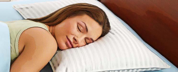 almohadas de dormir