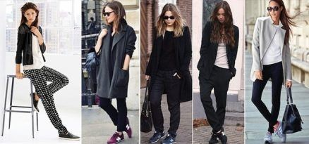moda mujer invierno