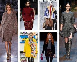 moda mujer otoño invierno