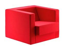 sillones modernos cubicos