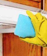 limpiar un extractor de cocina