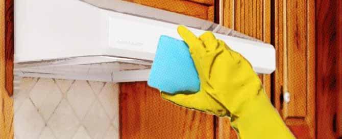 C mo limpiar un extractor de cocina - Como limpiar el extractor de la cocina ...