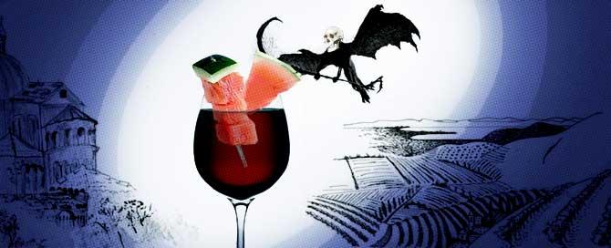 mito del vino y la sandia: ¿produce la muerte? la verdad detrás de esta historia