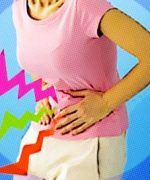calambres fuertes en el estomago y bajo abdomen
