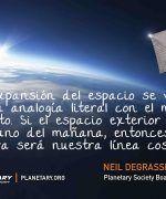 frase del espacio de la sociedad planetaria (planetary.org)