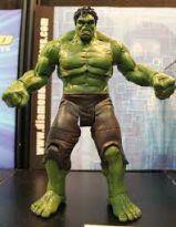 muñeco del increíble Hulk