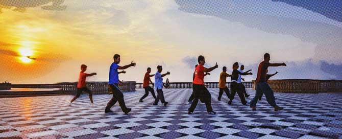¿Qué es el arte marcial del tai chi chuan? Veinte principales beneficios