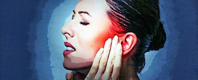 causas y tratamientos para el dolor agudo de oido y de mandibula