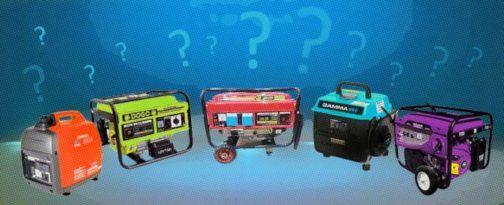 como decidir entre los tipos de grupo electrogeno que ofrece el mercado