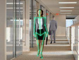 biometría del cuerpo en movimiento